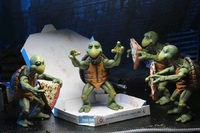 TMNT (1990) - Baby Turtles 1:4 Scale Action Figure Set