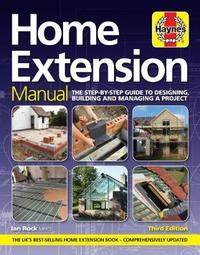 Home Extension Manual by Ian Rock image