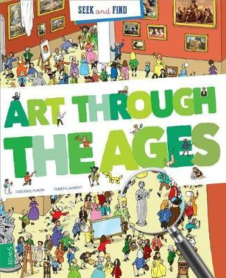 Seek & Find - Art Through the Ages by Frederic Furon