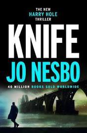 Knife by Jo Nesbo image
