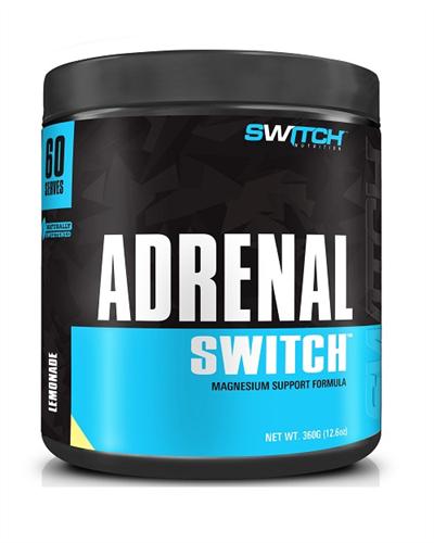 Adrenal Switch Support Formula - Lemonade (60 Serves)