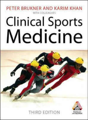 Clinical Sports Medicine by Karim Khan image