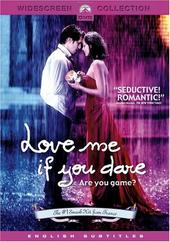Love Me If You Dare on DVD