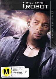 I, Robot - Definitive Edition (2 Disc Set) on DVD image