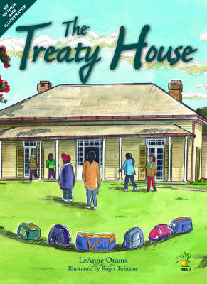 The Treaty House by LeAnne Orams