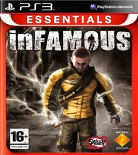 inFAMOUS (PS3 Essentials) for PS3