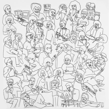 Projections (CD) by Romare