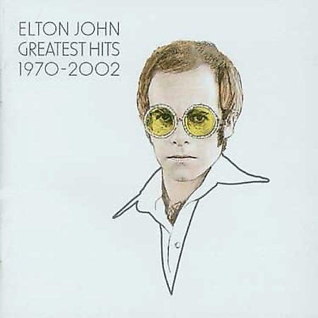 Greatest Hits 1970-2002 by Elton John image