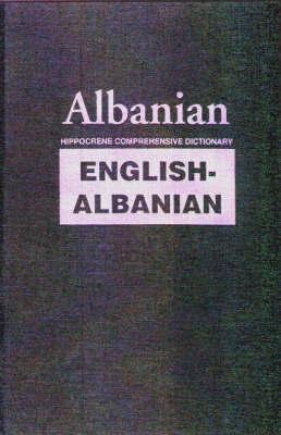 English-Albanian Comprehensive Dictionary by Ramazan Hysa image