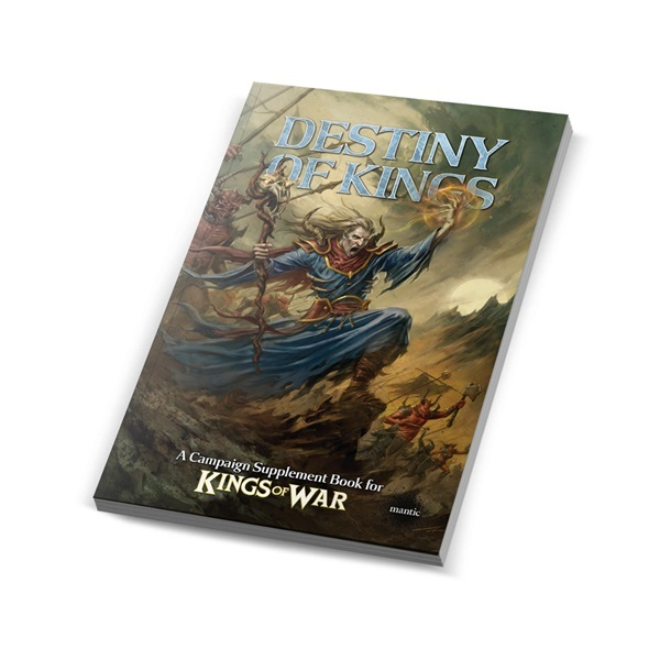Kings of War The Destiny of Kings
