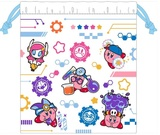 Kirby: Planet Robobot - Drawstring Pouch