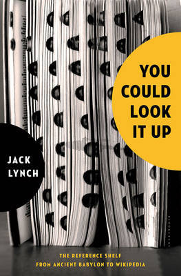 You Could Look It Up by Jack Lynch image