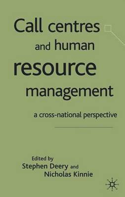 Call Centres and Human Resource Management
