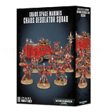 Warhammer 40,000 Chaos Space Marines Chaos Desolator Squad