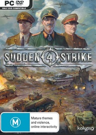 Sudden Strike 4 for PC Games