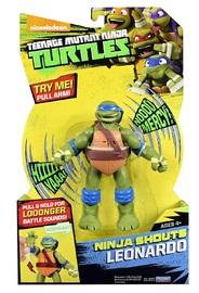 TMNT: Ninja Shouts Deluxe Figure - Leonardo