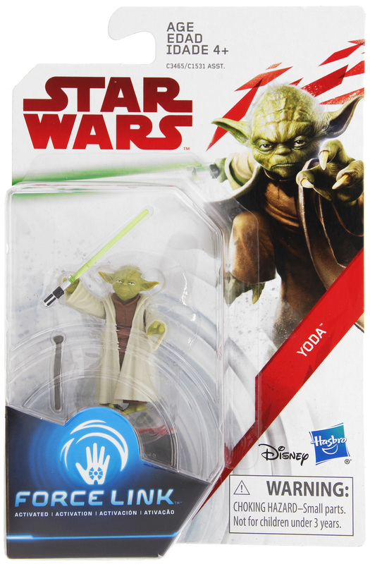 Star Wars: Force Link Figure - Yoda