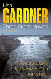 Lisa Gardner: Three Great Novels: The Thrillers by Lisa Gardner image