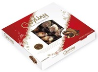 Guylian Christmas Sleeve Sea Shells 250g
