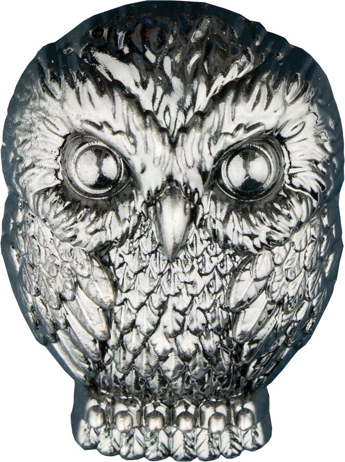 Harry Potter - Hedwig Pewter Lapel Pin image