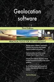 Geolocation Software Third Edition by Gerardus Blokdyk image