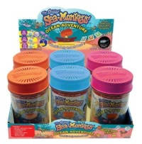 Sea Monkeys: Ocean Adventure Pack - (Assorted Colours) image