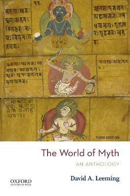 The World of Myth by David Adams Leeming image