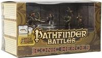 Pathfinder Battles: Iconic Heroes Set #5