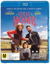 Ideal Home on Blu-ray