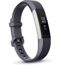 Fitbit Alta HR Fitness Blue Gray Small