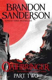 Oathbringer Part Two by Brandon Sanderson