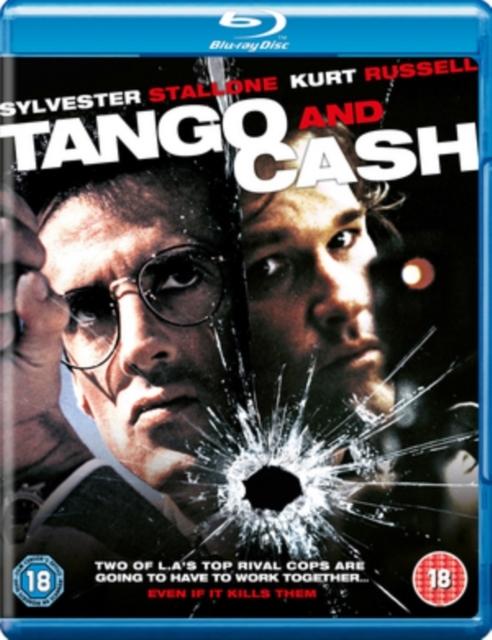 Tango And Cash on Blu-ray