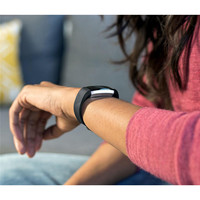 Fitbit Fitness tracker Alta HR Large - Black image