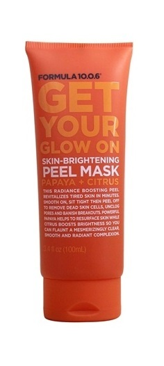 Formula 10.0.6 - Get Your Glow On Peel Off Mask