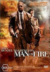 Man on Fire on DVD