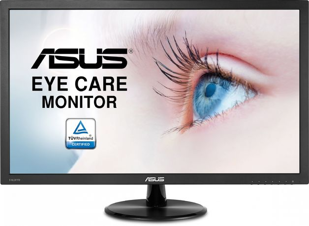 "23.6"" ASUS 1080p 75Hz 5ms Eye Care Monitor"