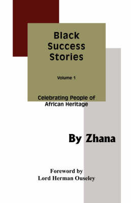 Black Success Stories: v. 1 by Zhana image