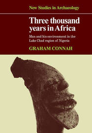 Three Thousand Years in Africa by Graham Connah image