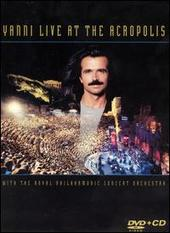 Yanni - Live At The Acropolis With The Royal Philharmonic Concert Orchestra (DVD / CD) on DVD