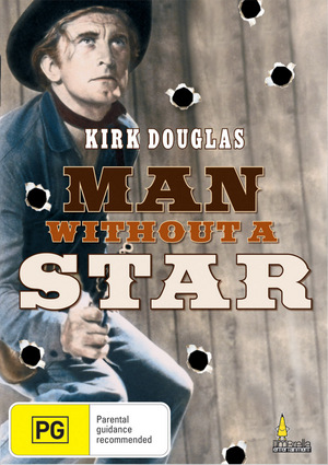 Man Without a Star DVD image