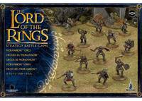 The Lord of the Rings Morannon Orcs