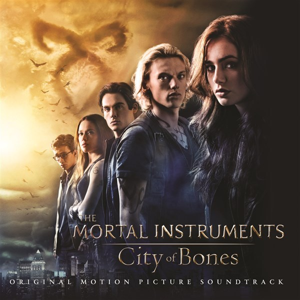 The Mortal Instruments: City of Bones (Original Motion Picture Soundtrack) by Various image