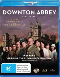 Downton Abbey - The Complete Second Season on Blu-ray image