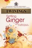Twinings Herbal Settling Ginger Tea Bags (20 Bags)