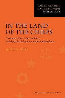 In The Land of the Chiefs by Janine M. Ubink image