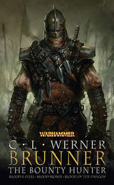 Warhammer: Brunner the Bounty Hunter Omnibus by C.L. Werner image