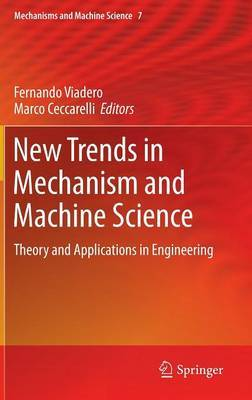 New Trends in Mechanism and Machine Science image