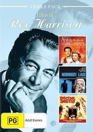 Rex Harrison - Triple Pack on DVD