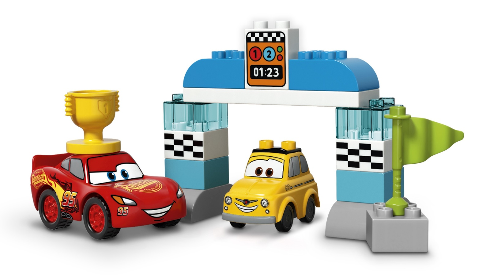 LEGO DUPLO: Piston Cup Race (10857) image