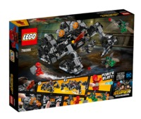 LEGO Super Heroes: Knightcrawler Tunnel Attack (76086) image